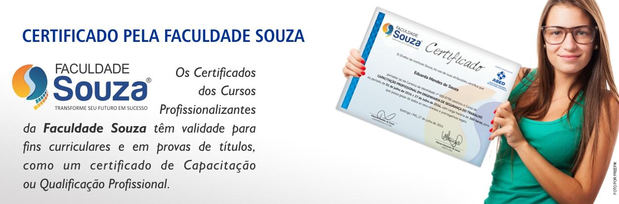 Certificado Capacitação Profissional